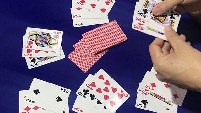 luật chơi bài cào đơn giản