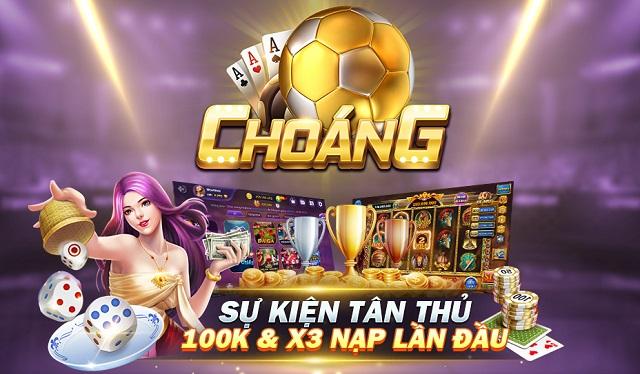 choáng club