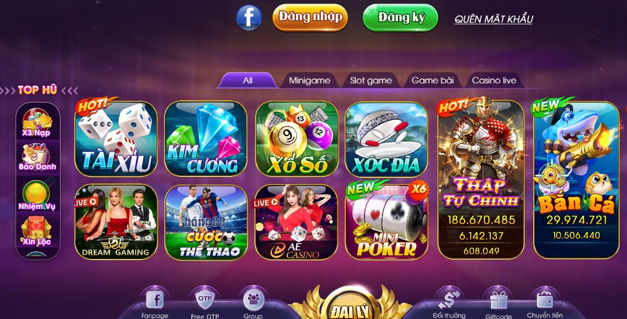 kho game choáng club