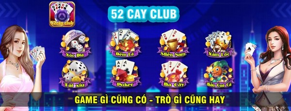 52 cây club